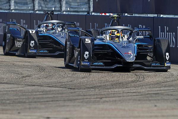 Formula E: nel 2022 il ritiro ufficiale della Mercedes